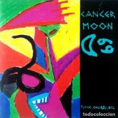 Discos de vinilo: CANCER MOON – FLOCK, COLIBRI, OIL LP REISSUE REEDICION GARAGE ROCK, PSYCHEDELIC ROCK. Lote 144708454