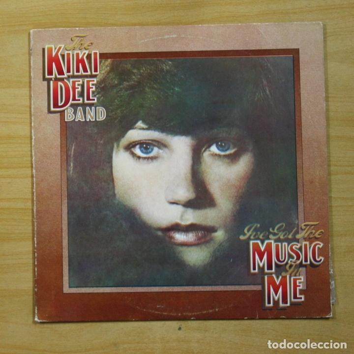 KIKI DEE BAND - IVE GOT THE MUSIC IN ME - LP (Música - Discos - LP Vinilo - Pop - Rock - Extranjero de los 70)