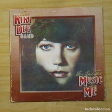 Discos de vinilo: KIKI DEE BAND - IVE GOT THE MUSIC IN ME - LP. Lote 144710994