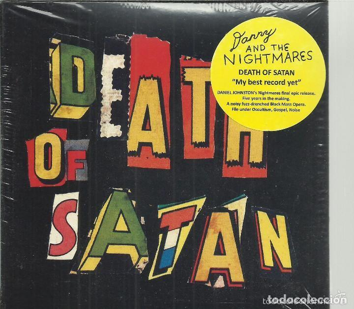 DANNY AND THE NIGHTMARES - DEATH OF SATAN LP ROCK, POP INDIE ROCK, EXPERIMENTAL (Música - Discos de Vinilo - EPs - Electrónica, Avantgarde y Experimental)