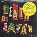 Discos de vinilo: DANNY AND THE NIGHTMARES - DEATH OF SATAN LP ROCK, POP INDIE ROCK, EXPERIMENTAL. Lote 144713166