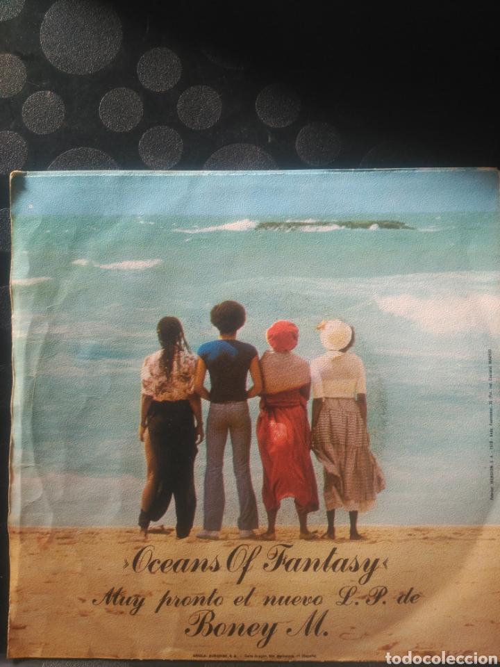 Discos de vinilo: Boney M, ribbons of blue - Foto 2 - 144713368