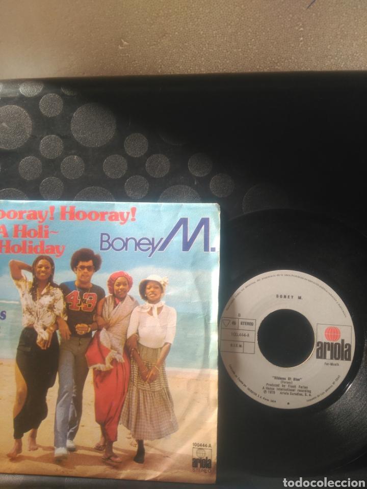 Discos de vinilo: Boney M, ribbons of blue - Foto 3 - 144713368