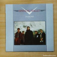 Disques de vinyle: SPANDAU BALLET - DIAMOND - LP. Lote 144715181