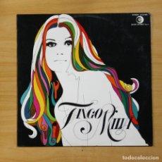 Disques de vinyle: MILVA - TANGO - LP. Lote 144715998