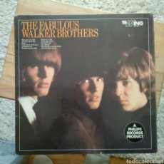 Discos de vinilo: THE WALKER BROTHERS - THE FABULOUS WALKER BROTHERS. Lote 144430022
