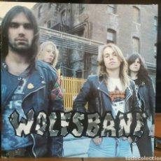 Discos de vinilo: WOLFBANE/ EDICIÓN INGLESA 1989. Lote 144718077