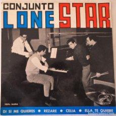 Discos de vinilo: LONE STAR - DI SI ME QUIERES + 3 TEMAS LA VOZ DE SU AMO - 1963. Lote 144731018