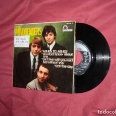 Discos de vinilo: THE MINDBENDERS EP ASHES TO ASHES FONTANA SPA 1966 VER FOTO. Lote 144756886