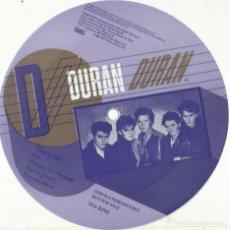 Discos de vinilo: DURAN DURAN EP FLEXI-DISC 1983 U.K.. Lote 144777646