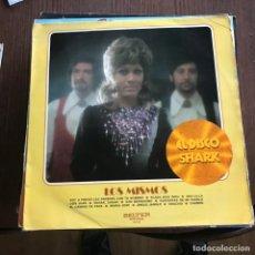 Discos de vinilo: MISMOS - S/T - LP BELTER 1971. Lote 144779330