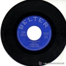 Discos de vinilo: EL MAGO DE LOS SUEÑOS - SOÑARAS + 3 TEMAS - EP BELTER 1966. Lote 144797030
