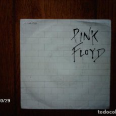 Discos de vinilo: PINK FLOYD - ANOTHER BRICK IN THE WALL PART II + ONE OF MY TURNS. Lote 144797814