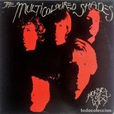 Discos de vinilo: THE MULTICOLOURED SHADES – HOUSE OF WAX, ALBUM, REISSUE , ALTERNATIVE ROCK. Lote 144823226