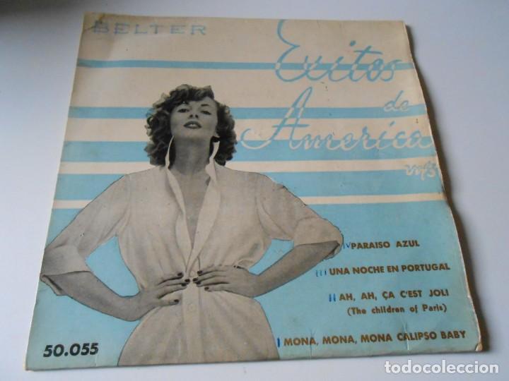 ENOCH LIGHT Y SU ORQUESTA, EP, MONA, MONA, MONA CALYPSO BABY + 3, AÑO 1959 (Música - Discos de Vinilo - EPs - Orquestas)