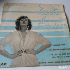 Discos de vinilo: ENOCH LIGHT Y SU ORQUESTA, EP, MONA, MONA, MONA CALYPSO BABY + 3, AÑO 1959. Lote 144825474