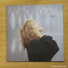Discos de vinilo: VIKKI CARR - ESOS HOMBRES - LP. Lote 246054950