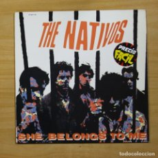 Discos de vinilo: THE NATIVOS - SHE BELONGS TO ME - LP. Lote 144848684