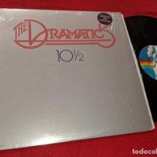 Discos de vinilo: THE DRAMATICS 10 1/2 LP 1980 MCA EDICION AMERICANA USA. Lote 144859438