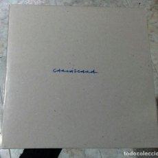 Discos de vinilo: CARCASCARA LP VINILO AÑO 2007 POST ROCK JAZZ LIMITED 125 COPIAS. Lote 144861946