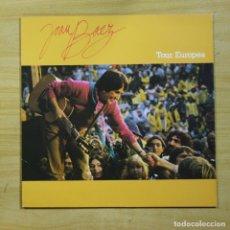 Discos de vinilo: JOAN BAEZ - TOUR EUROPEA - LP. Lote 144867980