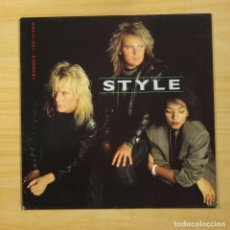 Discos de vinilo: STYLE - DAYLIGHT ROBBERY - LP. Lote 144869130