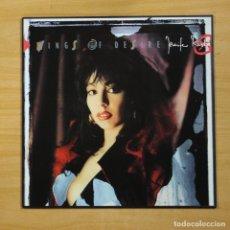 Discos de vinilo: JENNIFER RUSH - WINGS OF DESIRE - LP. Lote 144870270