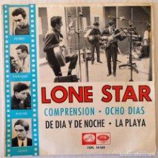 Discos de vinilo: LONE STAR - COMPRENSION + 3 TEMAS LA VOZ DE SU AMO - 1965. Lote 144870514