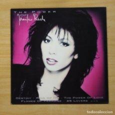 Discos de vinilo: JENNIFER RUSH - THE POWER OF JENNIFER RUSH - LP. Lote 144870832