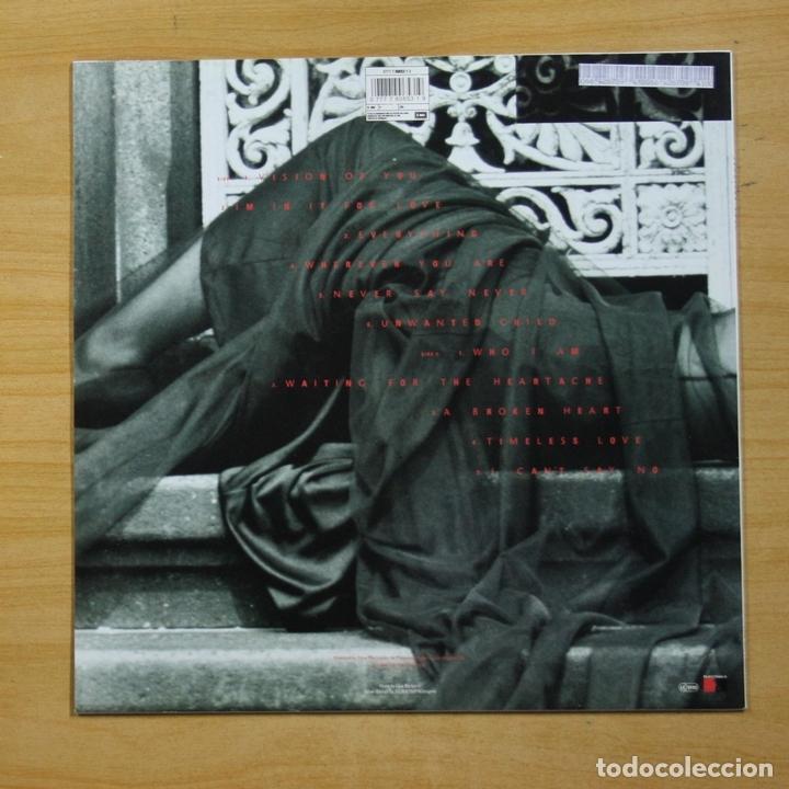 Discos de vinilo: JENNIFER RUSH - JENNIFER RUSH - LP - Foto 2 - 144871065