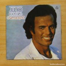 Discos de vinilo: JULIO IGLESIAS - GWENDOLYNE - LP. Lote 144871442