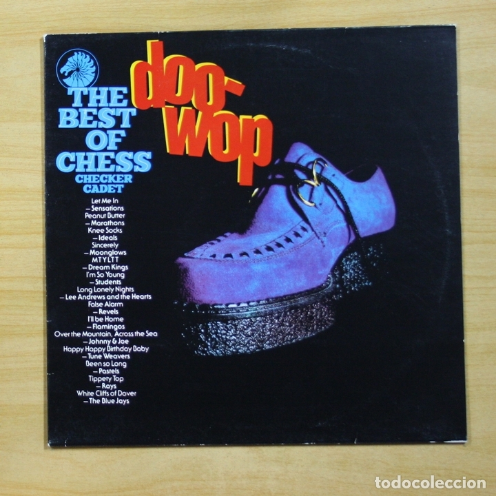 VARIOS - THE BEST OF CHESS CHECKER CADET DOO WOP - LP (Música - Discos - LP Vinilo - Pop - Rock Extranjero de los 50 y 60)