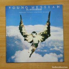 Discos de vinilo: THE NEW LONDON CHORALE - YOUNG MESSIAH - LP. Lote 144871972