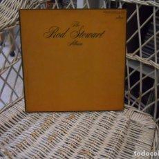 Discos de vinilo: ROD STEWART – THE ROD STEWART ALBUM.LP ORIGINAL USA 1970.CARPETA ABIERTA.SELLO MERCURY. Lote 144874194