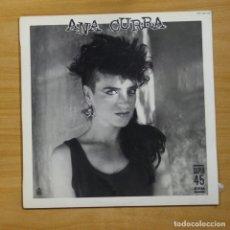Discos de vinilo: ANA CURRA - UNA NOCHE SIN TI - MAXI. Lote 144874621