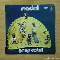 Discos de vinilo: GRUP ESTEL - NADAL - LP. Lote 144875168