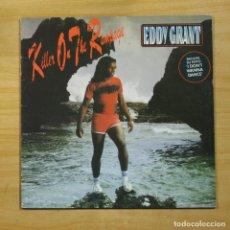 Discos de vinilo: EDDY GRANT - KILLER ON THE RAMPAGE - LP. Lote 144876868