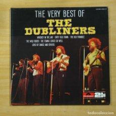 Discos de vinilo: THE DUBLINERS - THE VERY BEST OF - GATEFOLD - 2 LP. Lote 144878556
