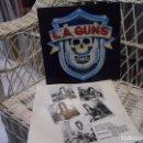 Discos de vinilo: L.A. GUNS – L.A. GUNS.LP ORIGINAL USA 1988.CON ENCARTE.SELLO VERTIGO. Lote 144878738