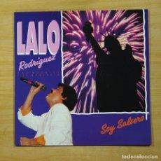 Discos de vinilo: LALO RODRIGUEZ - SOY SALSERO - LP. Lote 296694233