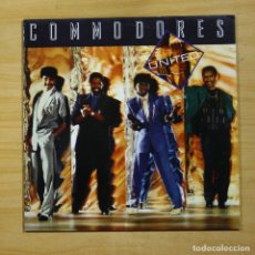 Discos de vinilo: COMMODORES - UNITED - LP. Lote 144881297