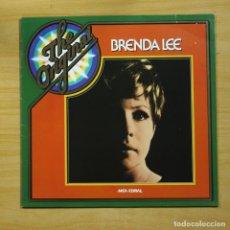 Discos de vinilo: BRENDA LEE - BRENDA LEE - LP. Lote 144883450