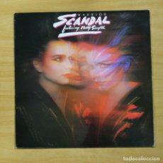 Discos de vinilo: SCANDAL / PATTY SMYTH - WARRIOR - LP. Lote 144890309