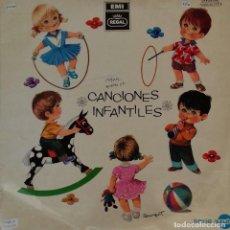 Discos de vinilo: LP DE CANCIONES INFANTILES. Lote 144897098