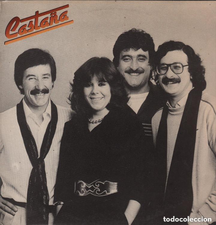 CASTAÑA - VEÑA MERENGUE / CANTAS PENAS /... LP MOVIE PLAY DE 1982 RF-7072, PERFECTO ESTADO (Música - Discos - LP Vinilo - Grupos Españoles de los 70 y 80)