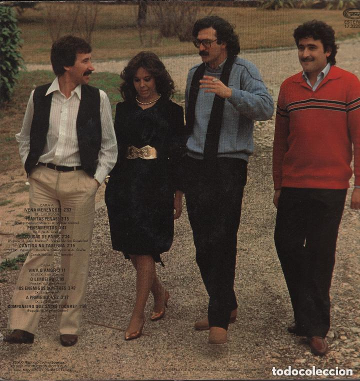 Discos de vinilo: CASTAÑA - VEÑA MERENGUE / CANTAS PENAS /... LP MOVIE PLAY DE 1982 RF-7072, PERFECTO ESTADO - Foto 2 - 144923746