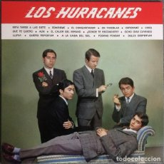 Discos de vinilo: LOS HURACANES LP GARAGE ROCK LIMITED EDITION, REISSUE, 180 GR . Lote 144938450
