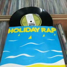 Discos de vinilo: M.C.MIKER 'G' & DEEJAY SVEN SINGLE HOLIDAY RAP U.K.. Lote 144949796