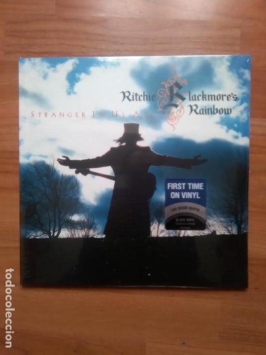 RITCHIE BLACKMORE´S RAINBOW-STRANGER IN US ALL(2MAXIS DESPLEGABLE) (Música - Discos - LP Vinilo - Heavy - Metal)