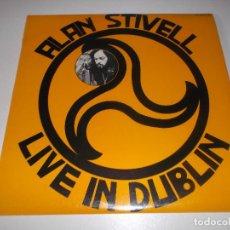 Discos de vinilo: ALAN STIVELL LIVE IN DUBLIN 1975 BOCACCIO RECORDS ED ESPAÑOLA. Lote 144959150